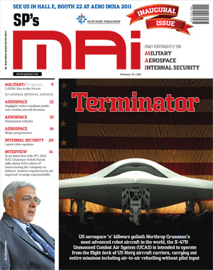 SP's MAI INAUGURAL ISSUE