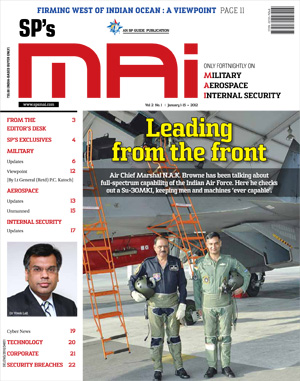 SP's MAI Issue No. 1 | January 01-15, 2012