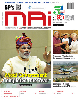 SP's MAI Issue No. 11 | June 1-15, 2015