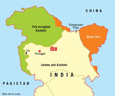 Kashmir conflict essay
